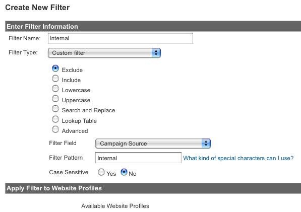 Custom Filter
