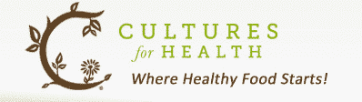 Cultures for Health Logo