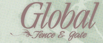 Global Fence and Gate Logo